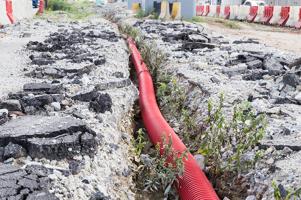 Kanalizasyon Hat Yenileme